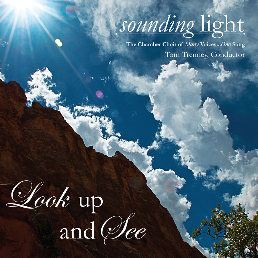 Look up and See CD Cover
