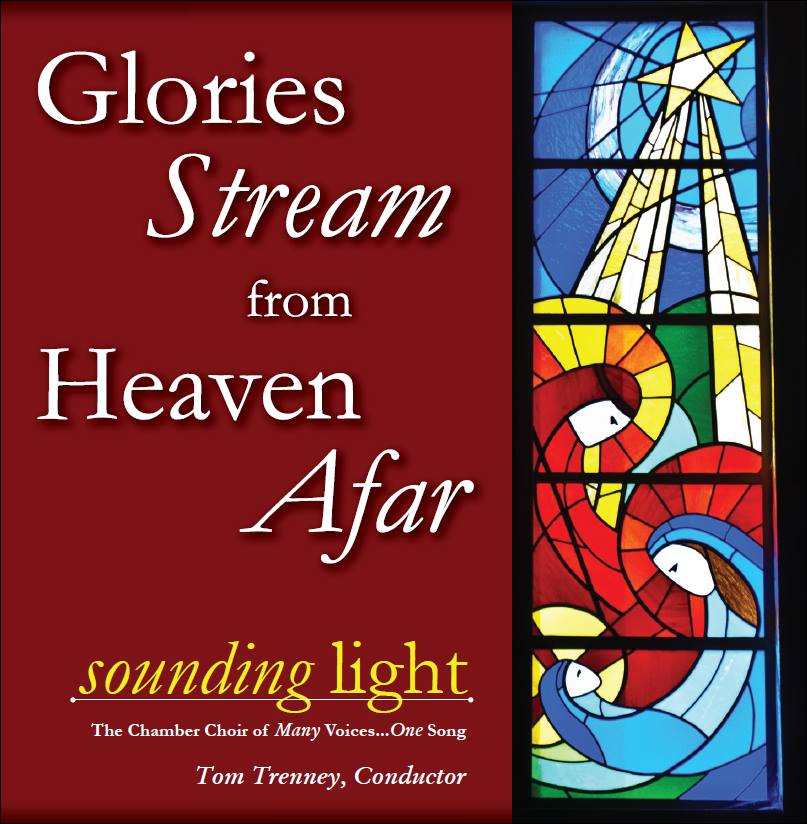 Glories Stream from Heaven Afar CD Cover